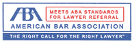 American Bar Certified Lawyer Referral Service